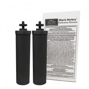 Black Berkey filter element